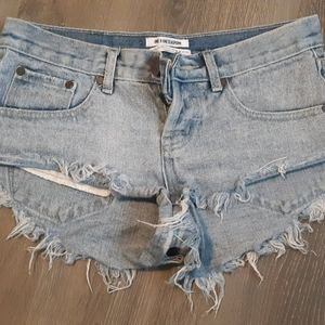 One teaspoon Jean shorts